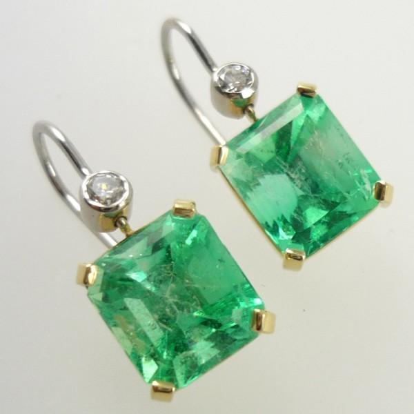 Sapphire Earring bespoke jewellery