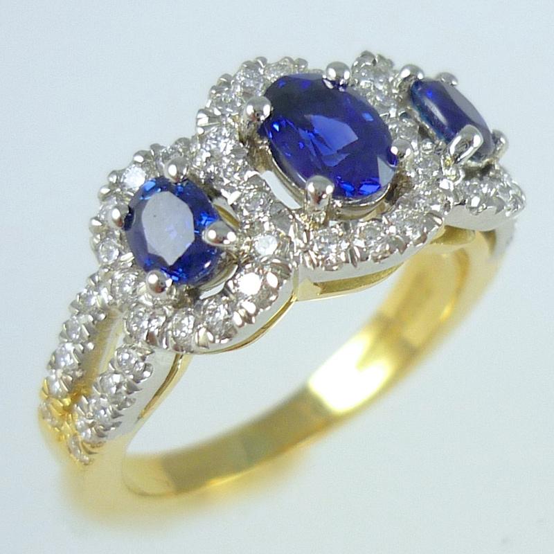 engagement Bespoke Jewellery