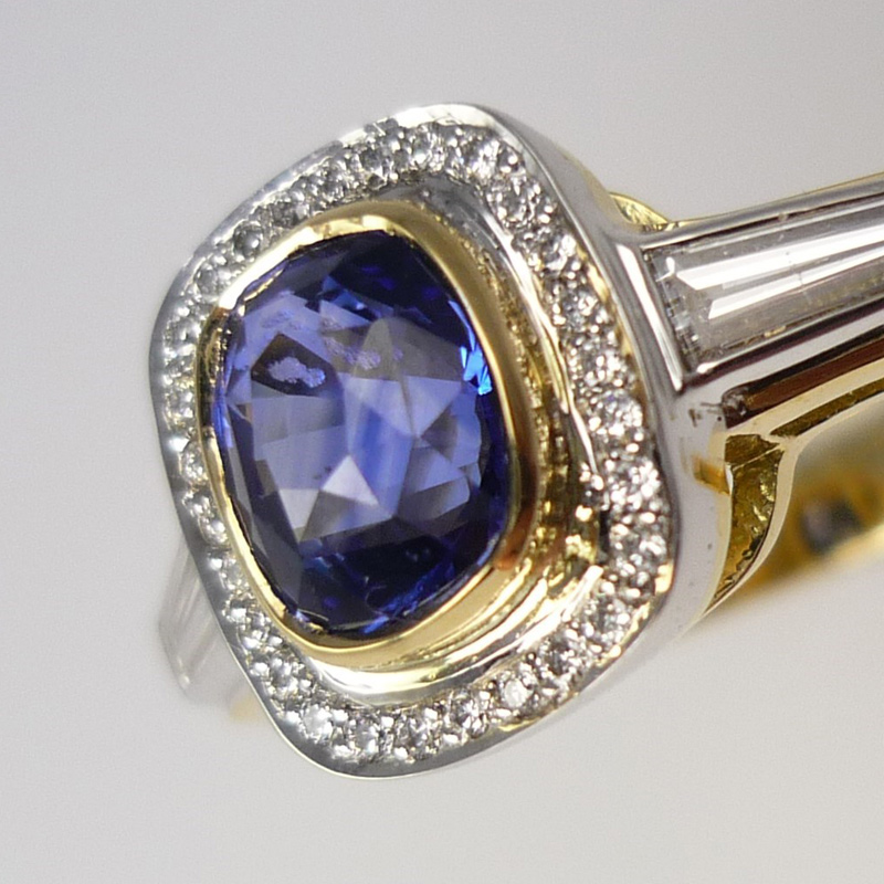 er3 Engagement Rings