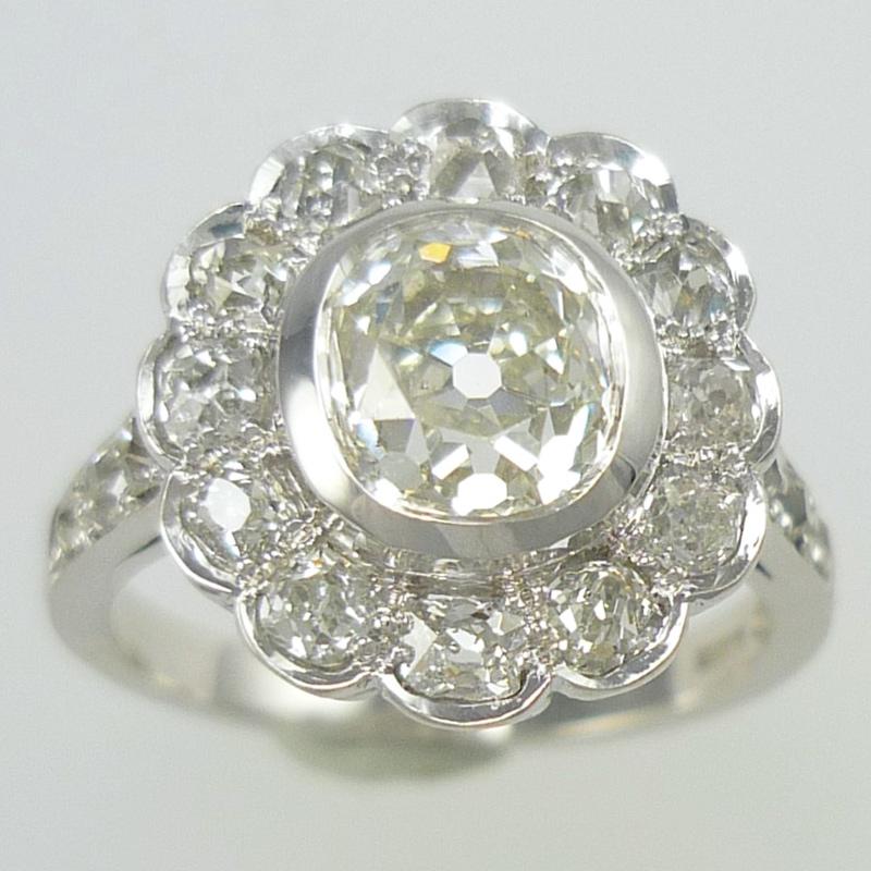 er4 Engagement Rings