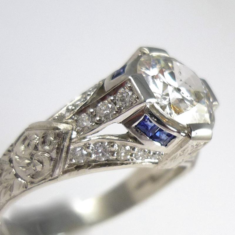 er6 Engagement Rings