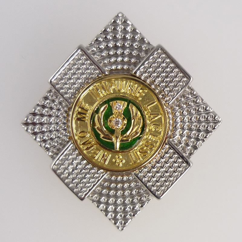 29 Military and Society Brooches