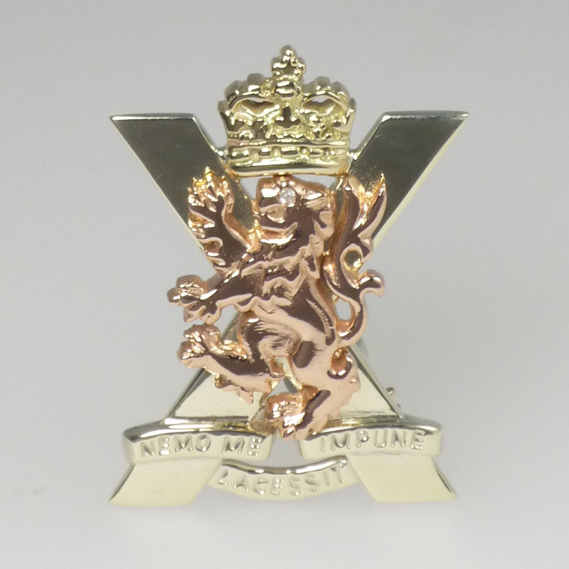 57 Military and Society Brooches