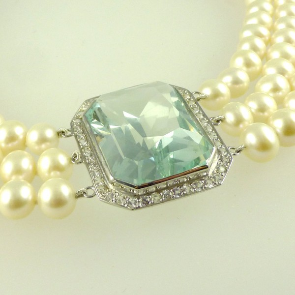 Aquamarine-pearl-choker-600x600 Necklaces
