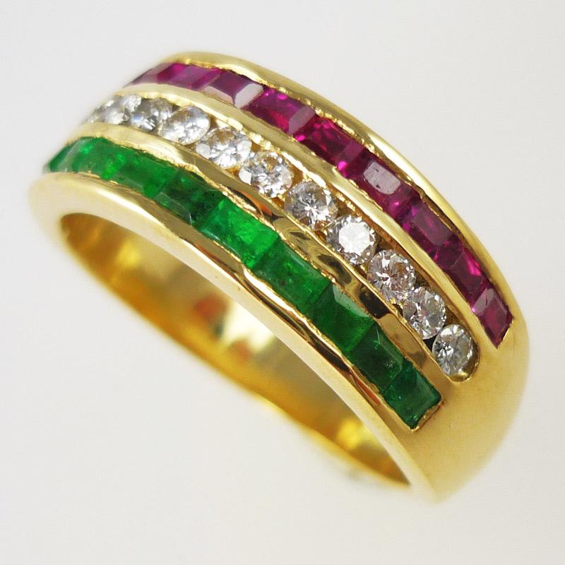 r8 Dress Rings
