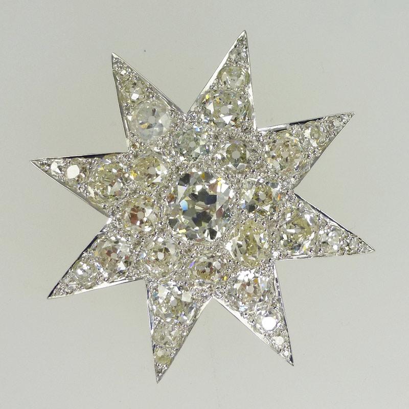 Diamond-Star-Brooch-1 Brooches